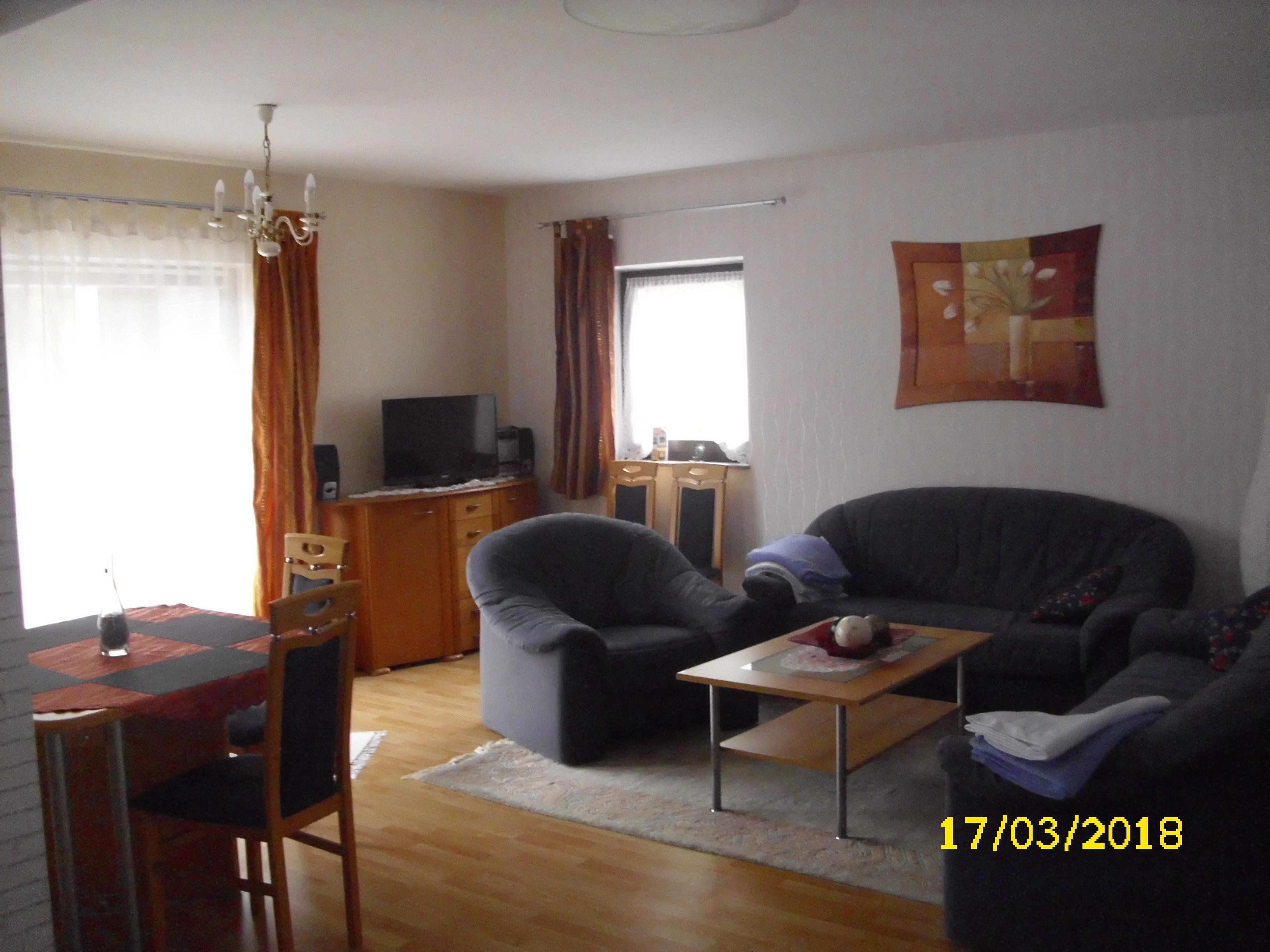 Ferienwohnung Helwig 80qm, Wohnzimmer