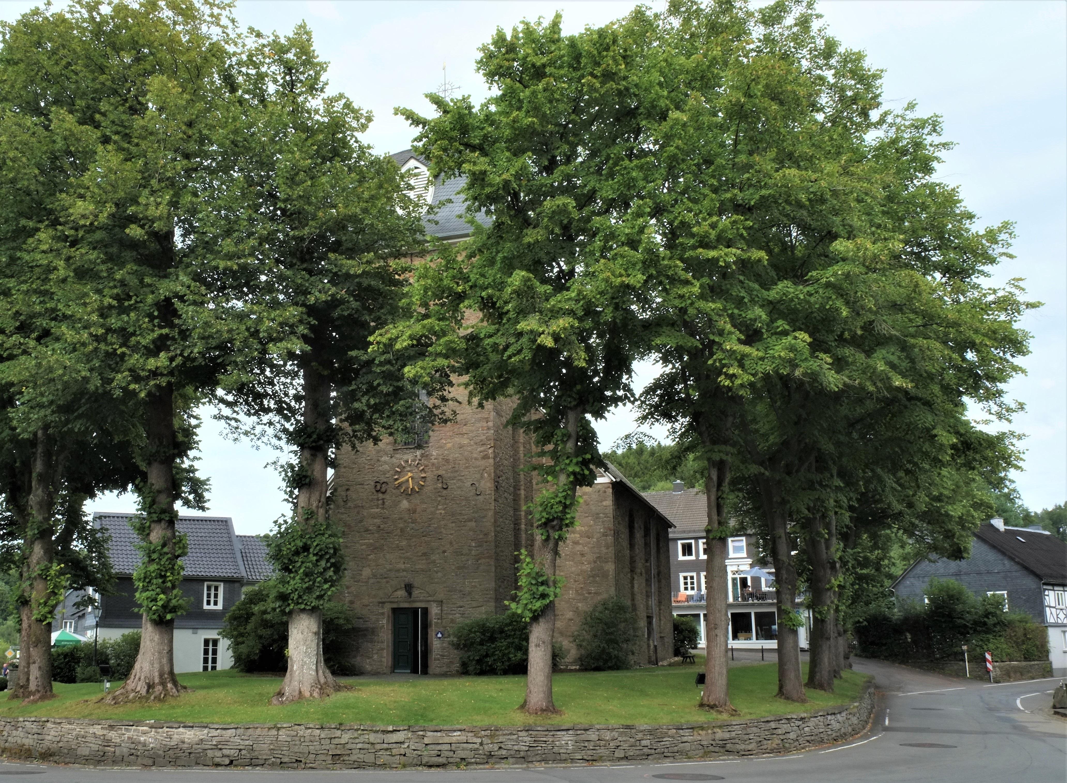 Evangelische Kirche Hülsenbusch