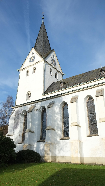 Evangelische Kirche Gummersbach, Außenansicht
